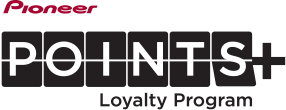 Pioneer Points+ Logo